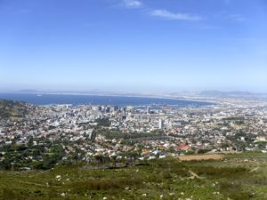TABLE BAY, CAPETOWN, SOUTH AFRICA